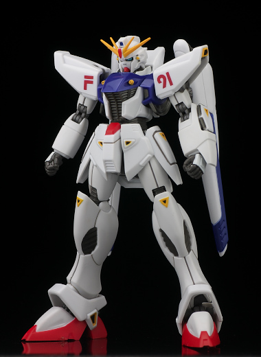 ROBOT魂 ガンダムF91