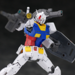 HG RX-78-02 ガンダム(GUNDAM THE ORIGIN版) レビュー