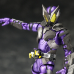 S.H.フィギュアーツ 仮面ライダー滅 スティングスコーピオン レビュー